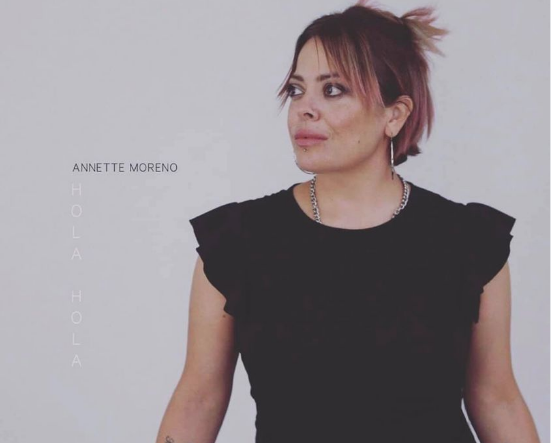 Hola, hola single de Annette Moreno